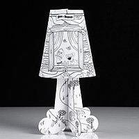 """Светильник-раскраска Фотон, """"Маша и Медведь"""", DNM-07"""