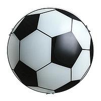 """Светильник настенно-потолочный """"Мяч"""" 2 лампы E27 40Вт д.300 h.5,5 см."""