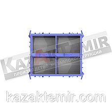 Б1-22-75 лоток (металлоформа) на 4 изделий, фото 2