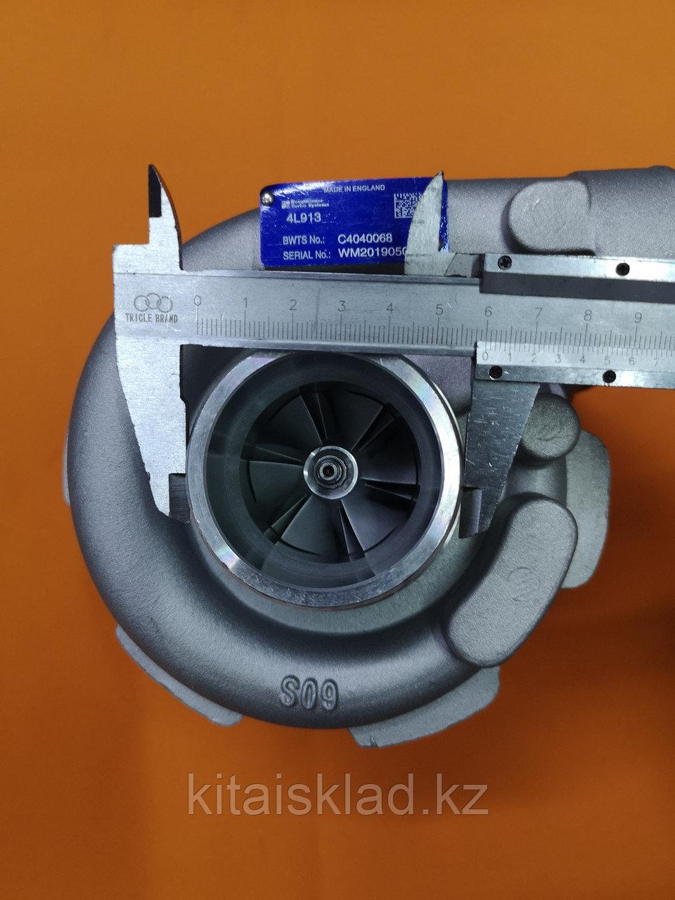 Турбина  WM2019050802 (C4040068) на двигатель DEUTZ BF 4L913