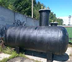 Газгольдеры реставрированные12 м3