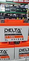 Аккумулятор DELTA CT1204 12v 4Ah YB4L-A, YB4L-B, YTX4L-BS AGM/VRLA battery