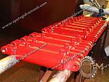 Гидроцилиндр автовышки ВС-18 раскрытия нижнего колена ГЦ-160.70.800.650.00, фото 3