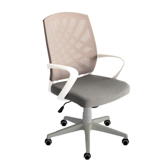 Офисное кресло, кресло ZETA, Зета,  ZETA,  компьютерное кресло, ZETA,  №CX1245M1 белое
