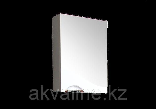 Зеркало-Шкаф Стелла 500, белая
