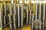 Гидроцилиндр раскрытия рамы погрузчика ЭО-2628,2101,2106, 2201,2206,3106 ГЦ 80.50.700.240.00, фото 9