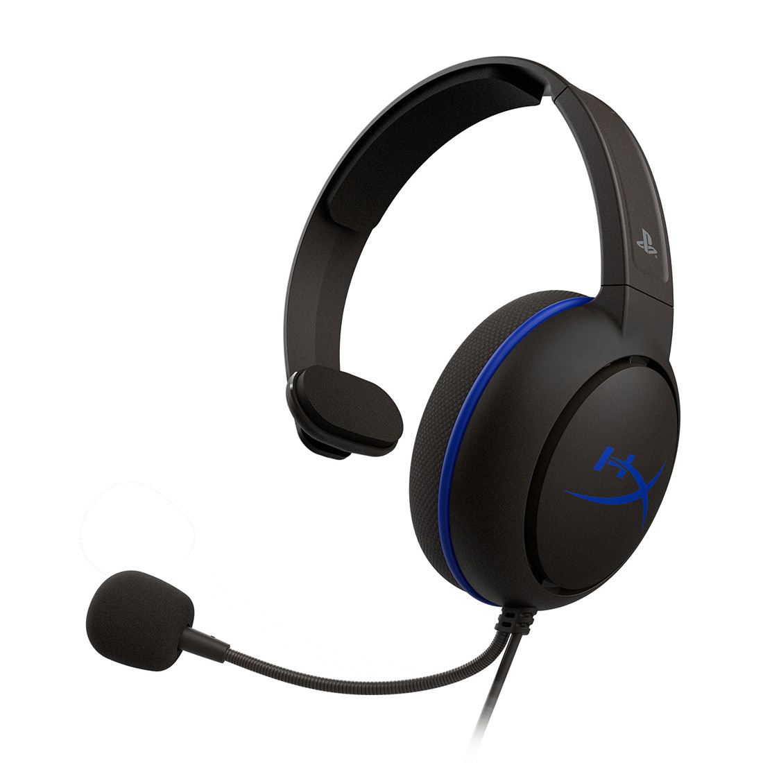 Гарнитура HyperX Cloud Chat PS4 HX-HSCCHS-BK/EM (Black)
