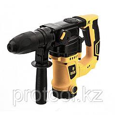 Перфоратор электрический RHV-1100-26, SDS-plus, 1100Вт, 4Дж, 3 реж.// Denzel