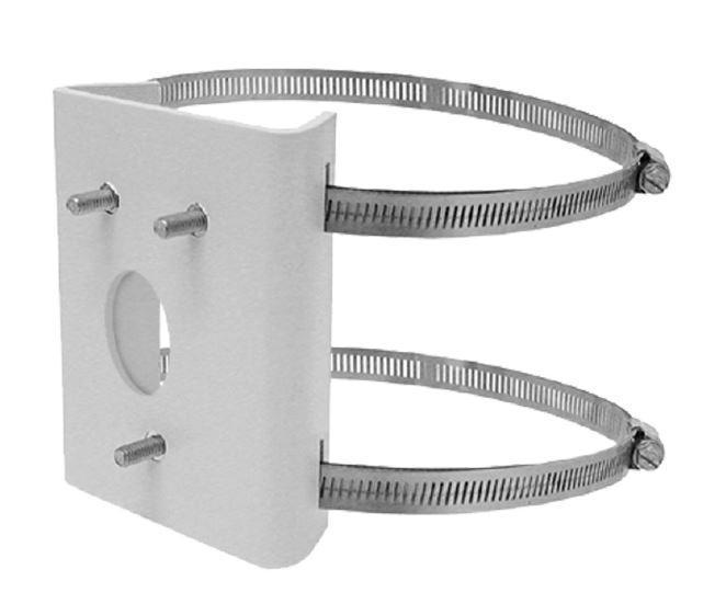 Адаптер столбового крепления Pelco PA101 для кронштейнов ADAPTER,POLE MOUNT FOR PM14