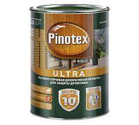 Лазурь Pinotex Ultra влагостойкая защитная для древесины