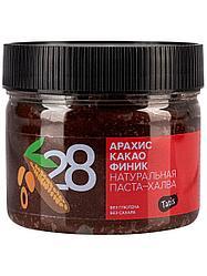 Tatis Арахисовая паста с какао и финиковым сиропом  ,300 гр