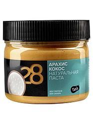 Tatis Арахисовая паста с кокосом ,без сахара   ,300 гр
