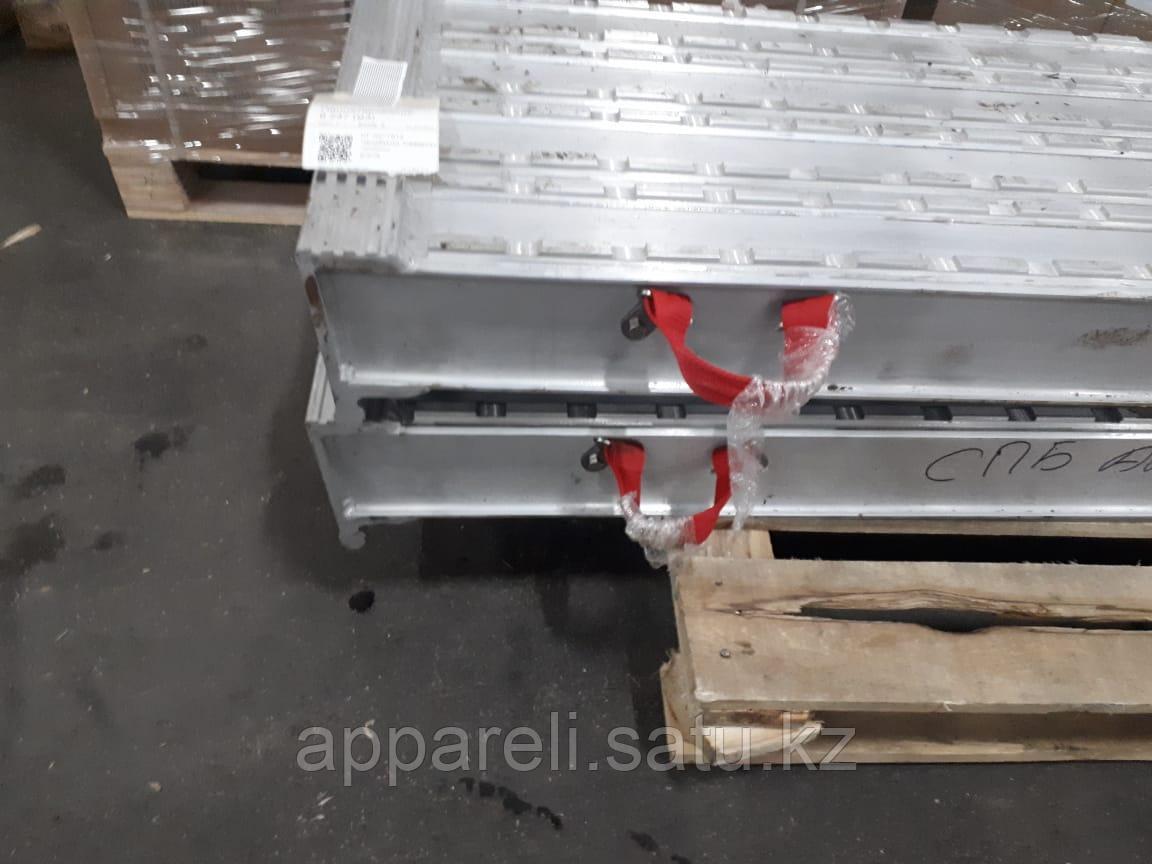 Рампы алюминиевые для спецтехники и полуприцепов 1,9 м