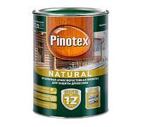 Пропитка Pinotex Natural прозрачная атмосферостойкая