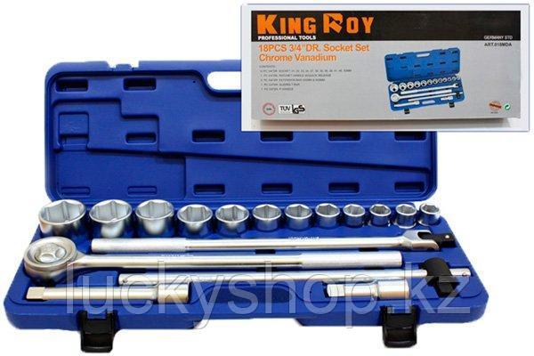 Инструмент KING ROY 18 предметов, фото 2