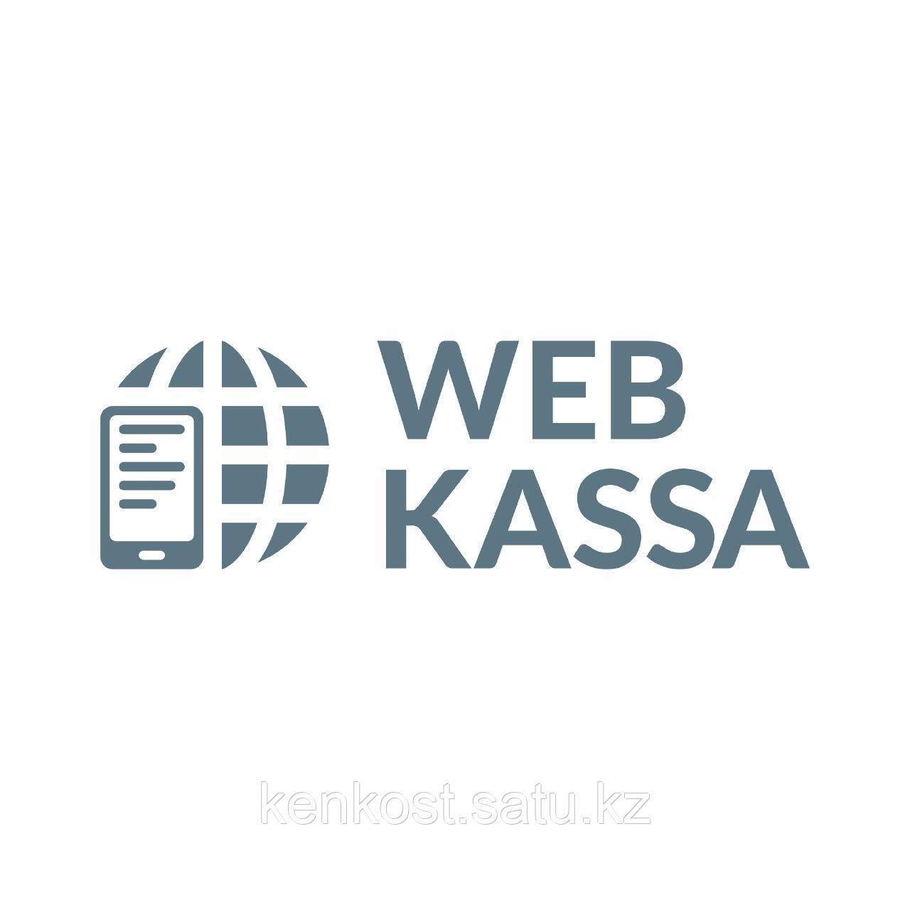 Аппаратно-программный комплекс webkassa 2.0 Пакет Стандарт