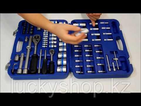 Инструмент KING ROY 94 предметов, фото 2