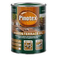 Масло Pinotex Wood&Terrace Oil Бесцветный (также база под колеровку)