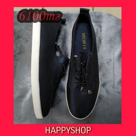 Женские черные ботинки 35-39 размер
