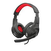 Наушники гарнитура игровая Trust GXT307 Ravu (Black-Red)