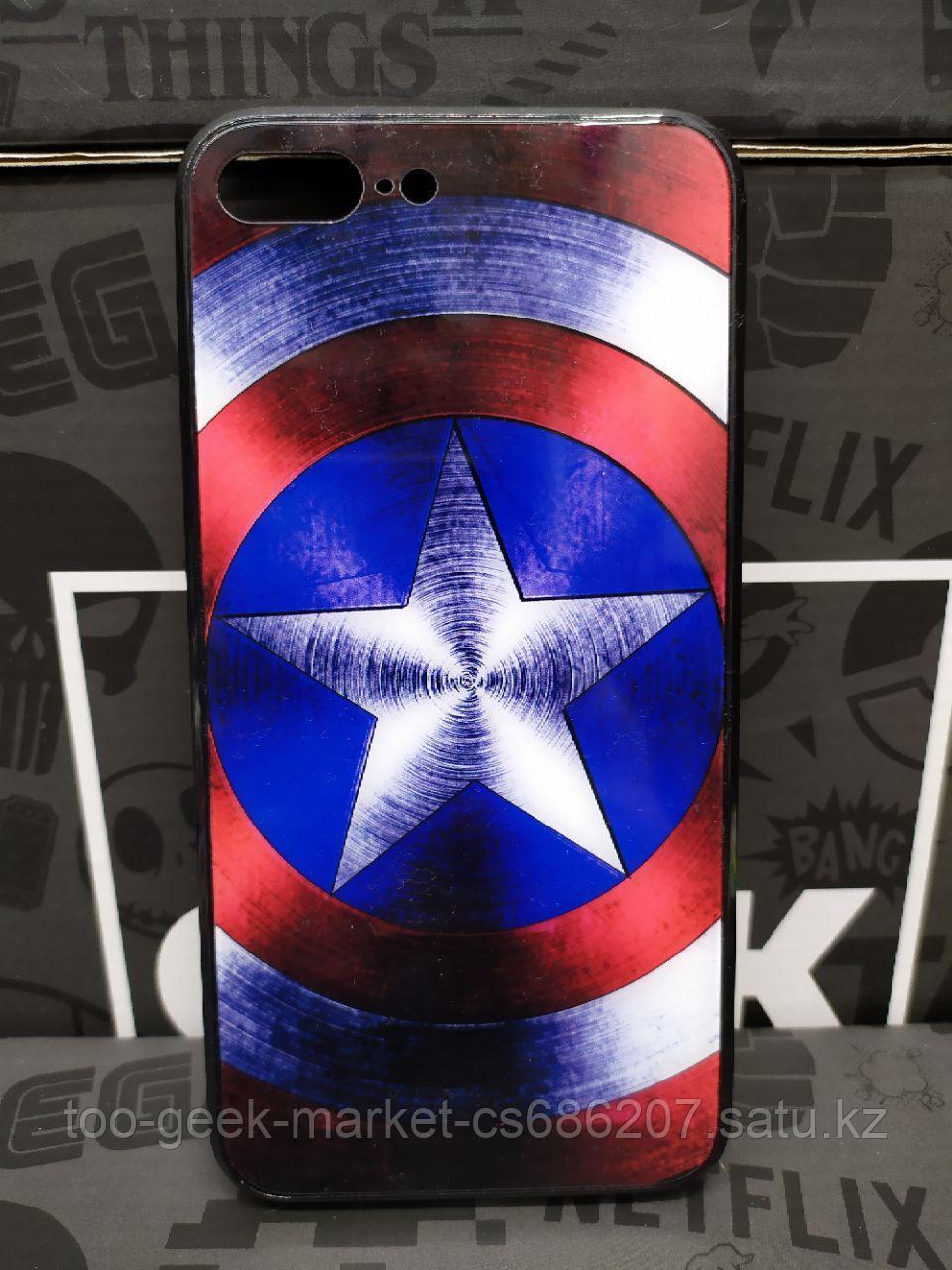 """Чехол """"Капитан Америка"""""""