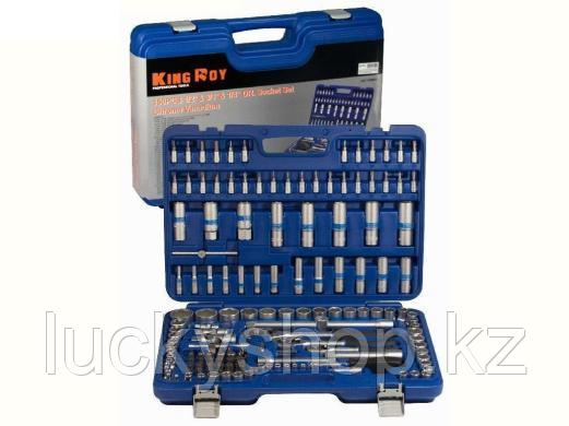 Инструмент KING ROY 150 предметов, фото 2