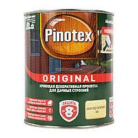 Пропитка Pinotex Original кроющая для деревянных поверхностей
