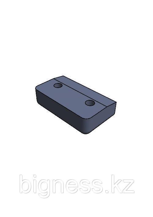 Амортизатор 40816-Н (30.30.258) 3848-Н