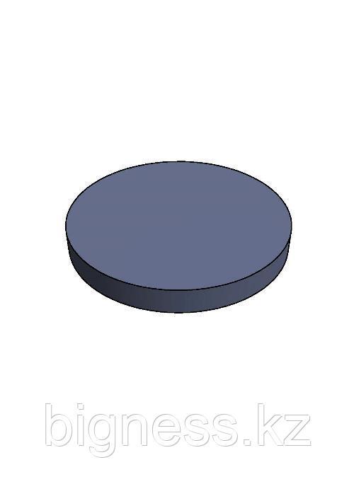 Амортизатор в скользун торцевой 168.30.022, 3910-Н