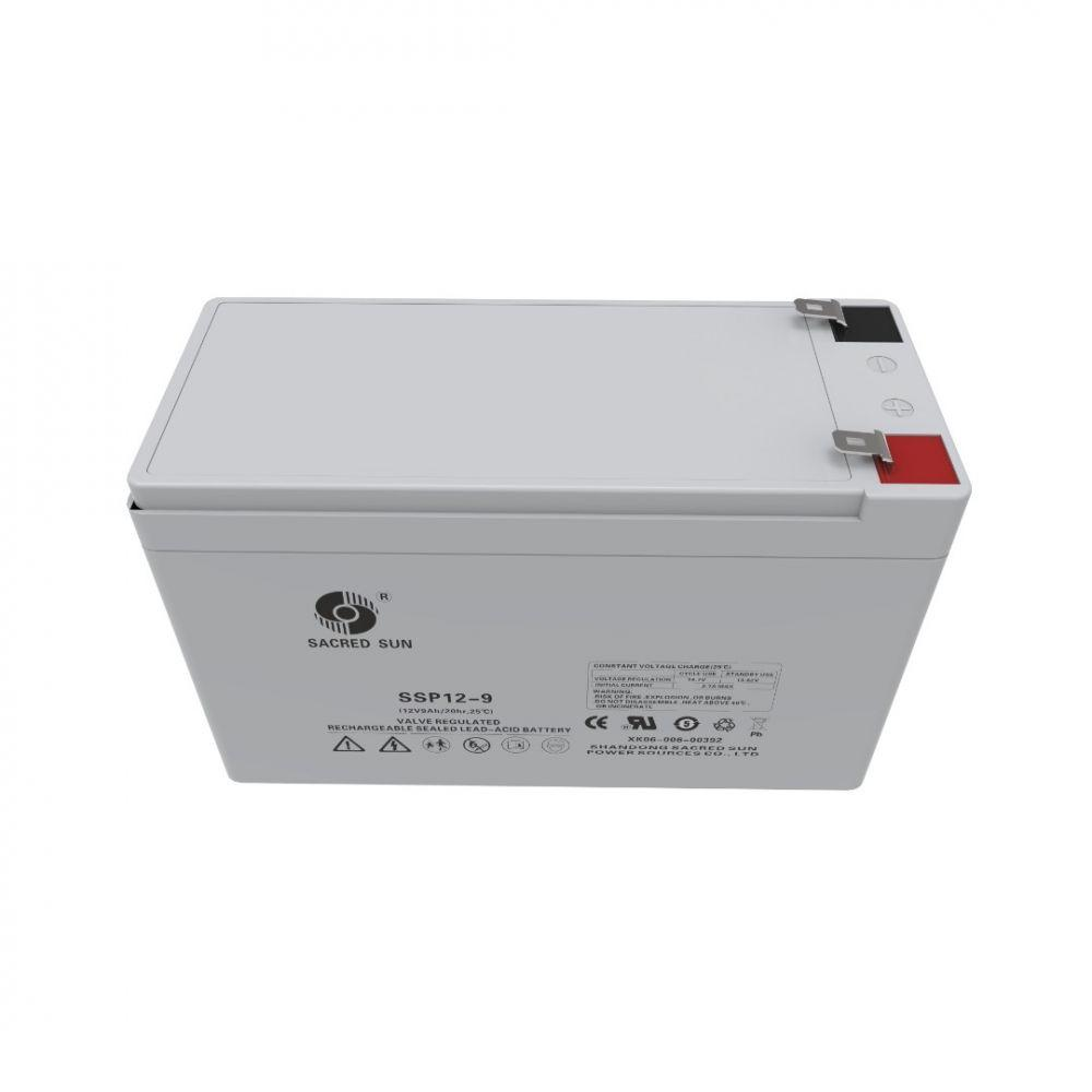Аккумулятор Sacred Sun SSP12-9(12В, 9Ач)
