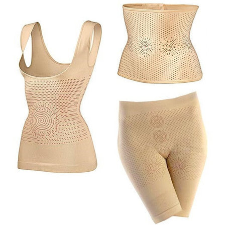 Утягивающие шорты и майка Фир Слим, М, фото 2