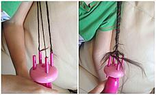 Машинка для плетения косичек (жгутиков) Braid X-Press, фото 2