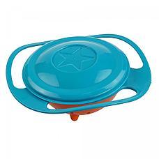 Тарелка-непроливайка Gyro Bowl, фото 3