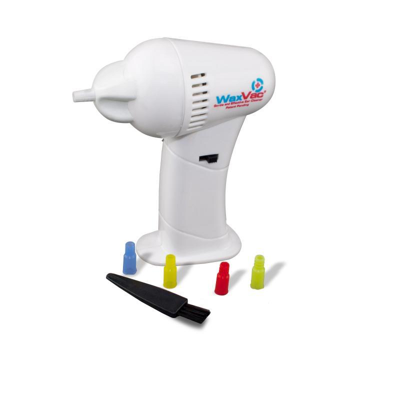 Уценка (товар с небольшим дефектом) Аппарат для вакуумной чистки ушей Wax Vacuum