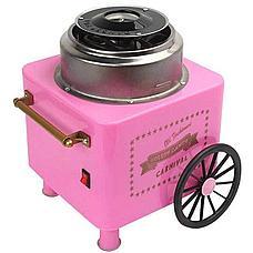 Аппарат для приготовления сладкой ваты на колесиках, фото 3