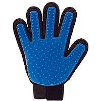 Перчатка для вычесывания шерсти True Touch (Тру Тач)