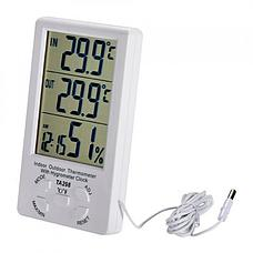 Термометр часы, фото 3