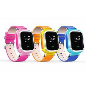 Детские смарт-часы Q60 1.0, цвет розовый, фото 2
