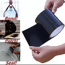 Изоляционная лента Flex Tape, цвет черный, фото 2