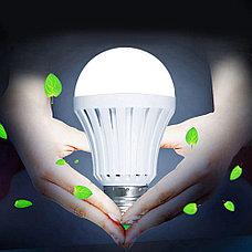 Энергосберегающая лампа с аккумулятором, фото 3
