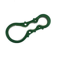 Электрический консервный нож с противоскользящим кольцом для открывания, фото 3