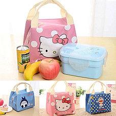 Детская термосумка Hello Kitty, фото 3