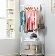 Стойка стеллаж для одежды, фото 2