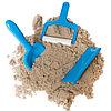 Кинетический живой песок для лепки Squishy Sand (Сквиши Сэнд)