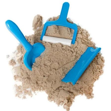 Кинетический живой песок для лепки Squishy Sand (Сквиши Сэнд), фото 2