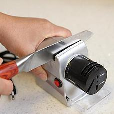 Ножеточка электрическая «Острые грани» 2 в 1 (на батарейках), фото 2
