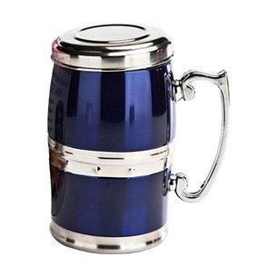 Магнитная кружка Bradex Живая Вода синяя, фото 2