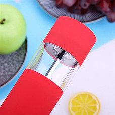 Мельница для специй электрическая, цвет красный, фото 3