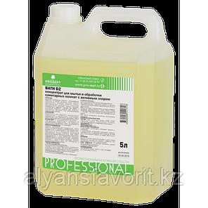 Bath DZ- концентрат для мытья и дезинфекции санитарных комнат. 5 литров.РФ, фото 2