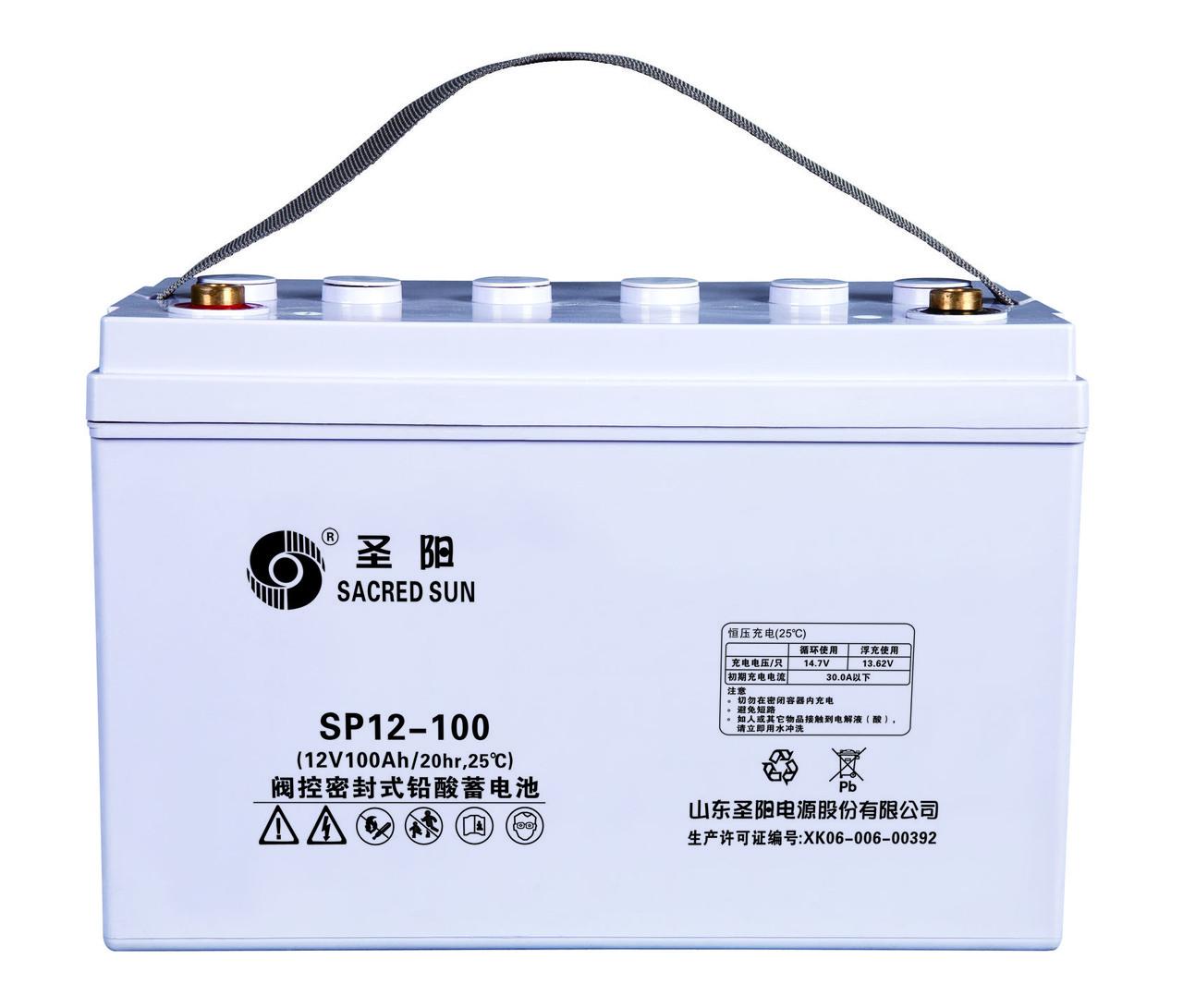 Аккумулятор Sacred Sun SP12-100(12В, 100Ач)